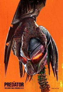 The Predator (2018) (In Hindi)