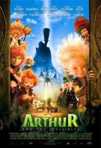 Arthur and the Invisibles (2006) (In Hindi)