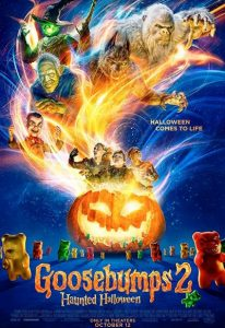 Goosebumps 2 – Haunted Halloween (2018) (In Hindi)
