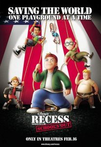 Recess – School's Out (2001) (In Hindi)