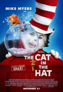 The Cat in the Hat (2003) (In Hindi)