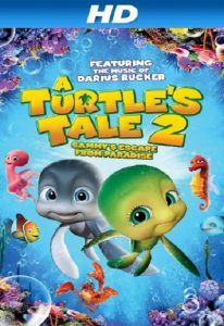 A Turtle's Tale 2 – Sammy's Escape from Paradise (2012) (In Hindi)
