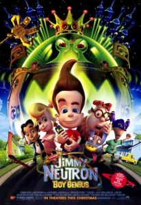 Jimmy Neutron – Boy Genius (2001) (In Hindi)
