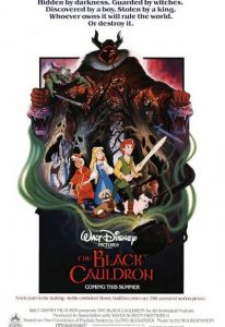 The Black Cauldron (1985) (In Hindi)