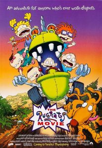 The Rugrats Movie (1998) (In Hindi)