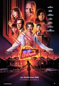 Bad Times at the El Royale (2018) (In Hindi)