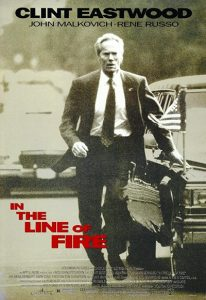 In the Line of Fire (1993) (In Hindi)