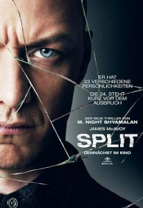 Split (2016) (In Hindi)