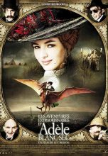 The Extraordinary Adventures of Adèle Blanc-Sec (2010) (In Hindi)