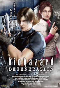 Resident Evil – Degeneration (2008) (In Hindi)