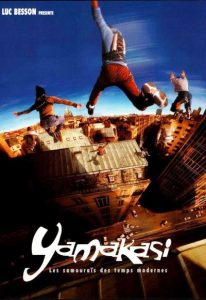 Yamakasi (2001) (In Hindi)