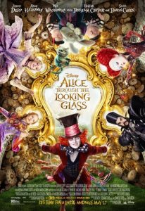 Alice Through the Looking Glass (2016) (In Hindi)