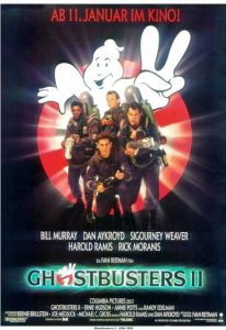 Ghostbusters II (1989) (In Hindi)