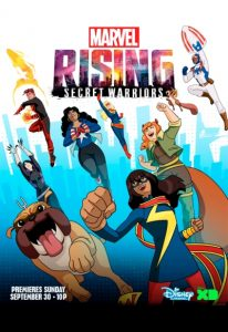 Marvel Rising – Secret Warriors (2018) (In Hindi)