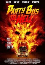 Party Bus to Hell (2017) (In Hindi)