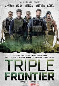 Triple Frontier (2019) (In Hindi)