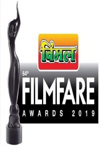 64th Filmfare Awards (2019)
