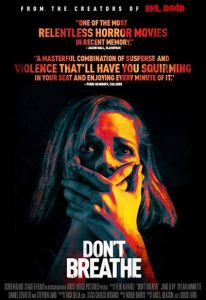 Don't Breathe (2016) (In Hindi)