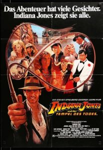 Indiana Jones and the Temple of Doom (1984) (In Hindi)