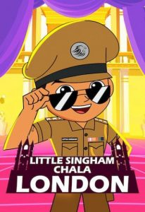 Little Singham Chala London (2019)
