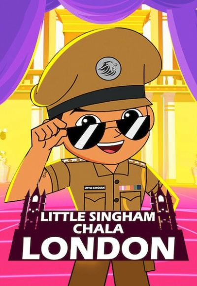Little Singham Chala London (2019) Full Movie Watch Online Free - Hindilinks4u.to