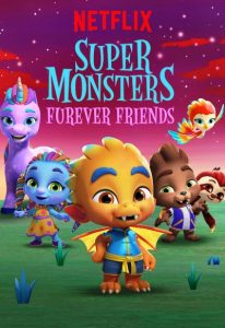 Super Monsters Furever Friends (2019) (In Hindi)
