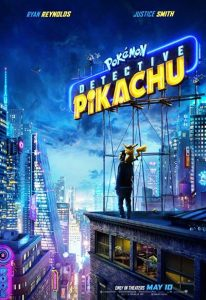Pokémon Detective Pikachu (2019) (In Hindi)