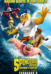 The SpongeBob Movie – Sponge Out of Water (2015) (In Hindi)