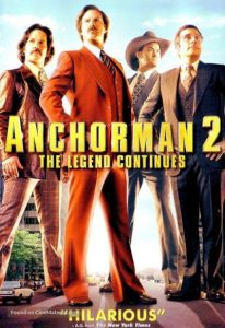 Anchorman 2 – The Legend Continues (2013) (In Hindi)