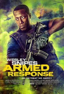 Armed Response (2017) (In Hindi)