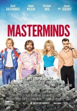 Masterminds (2016) (In Hindi)