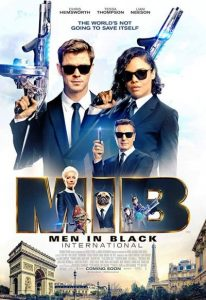 Men in Black – International (2019) (In Hindi)