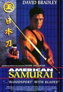 American Samurai (1992) (In Hindi)