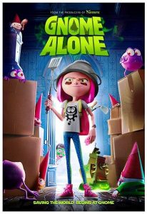 Gnome Alone (2017) (In Hindi)