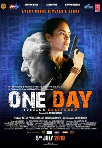 One Day – Justice Delivered (2019)
