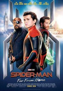 Spider-Man – Far from Home (2019) (In Hindi)