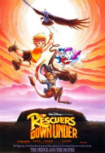 The Rescuers Down Under (1990) (In Hindi)