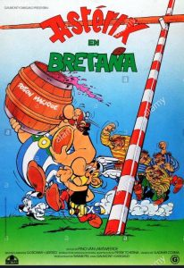 Asterix in Britain (1986) (In Hindi)