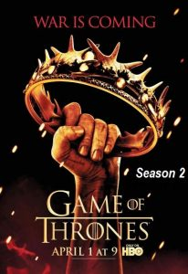 Game of Thrones (2012) (In Hindi) – Season 2