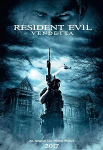 Resident Evil – Vendetta (2017) (In Hindi)