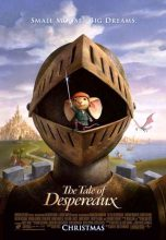The Tale of Despereaux (2008) (In Hindi)