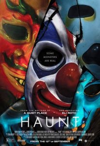 Haunt (2019) (In Hindi)