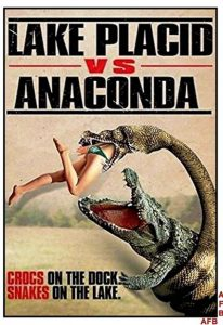 Lake Placid vs. Anaconda (2015) (In Hindi)