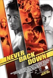 Never Back Down (2008) (In Hindi)