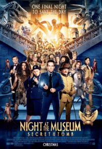 Night at the Museum – Secret of the Tomb (2014) (In Hindi)