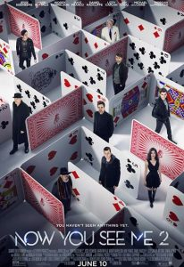 Now You See Me 2 (2016) (In Hindi)