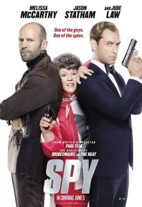 Spy (2015) (In Hindi)