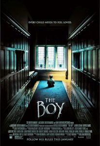 The Boy (2016) (In Hindi)