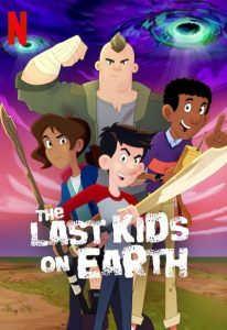 The Last Kids on Earth (In Hindi)
