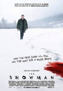 The Snowman (2017) (In Hindi)